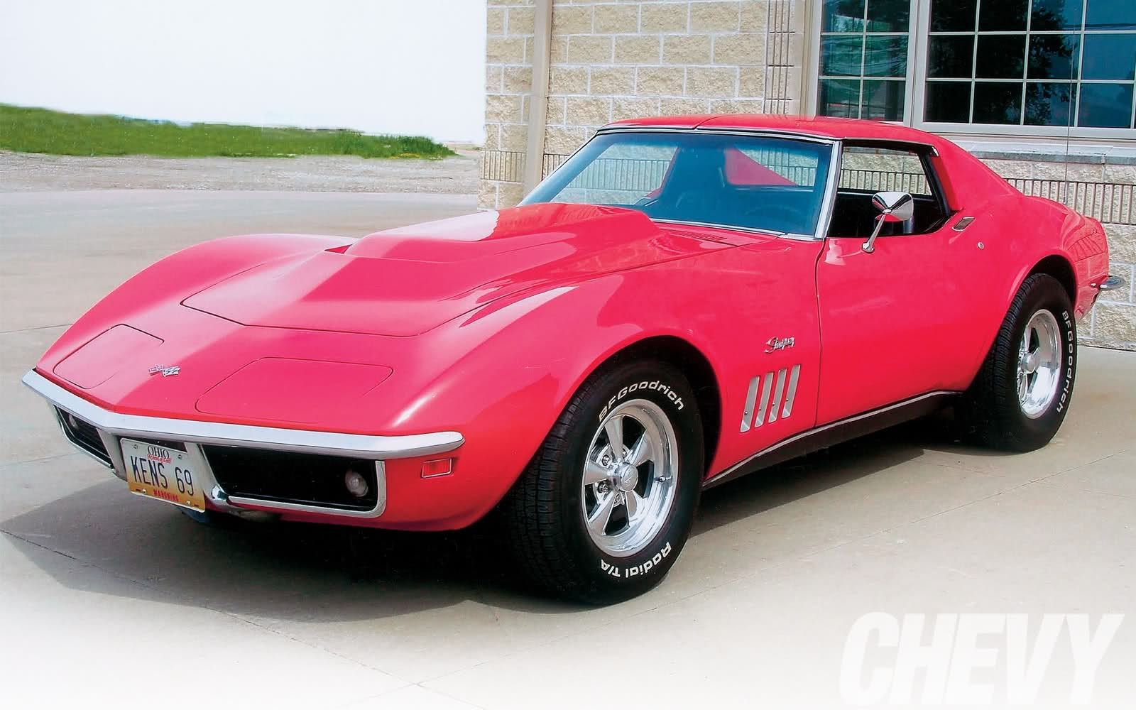 Chevy corvette stingray one day i ll own one of these