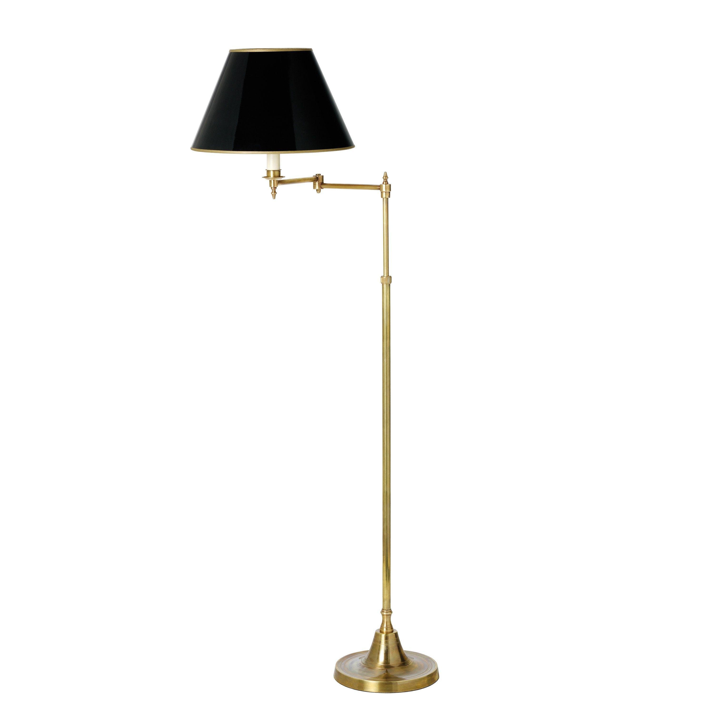 F2 009 Smartie Minor Swing Arm Floor Lamp Contemporary Traditional Mid Century Modern Floo Mid Century Modern Floor Lamps Swing Arm Floor Lamp Floor Lamp