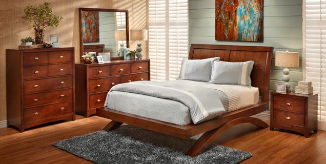 grant park platform bed - Google Search | Bedroom ideas | Pinterest ...
