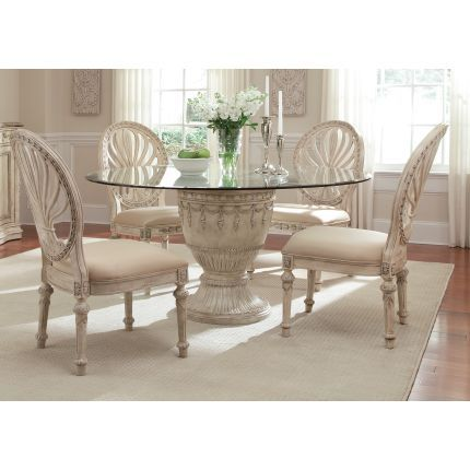 Schnadig Empire Collection 5 Piece Dining Set