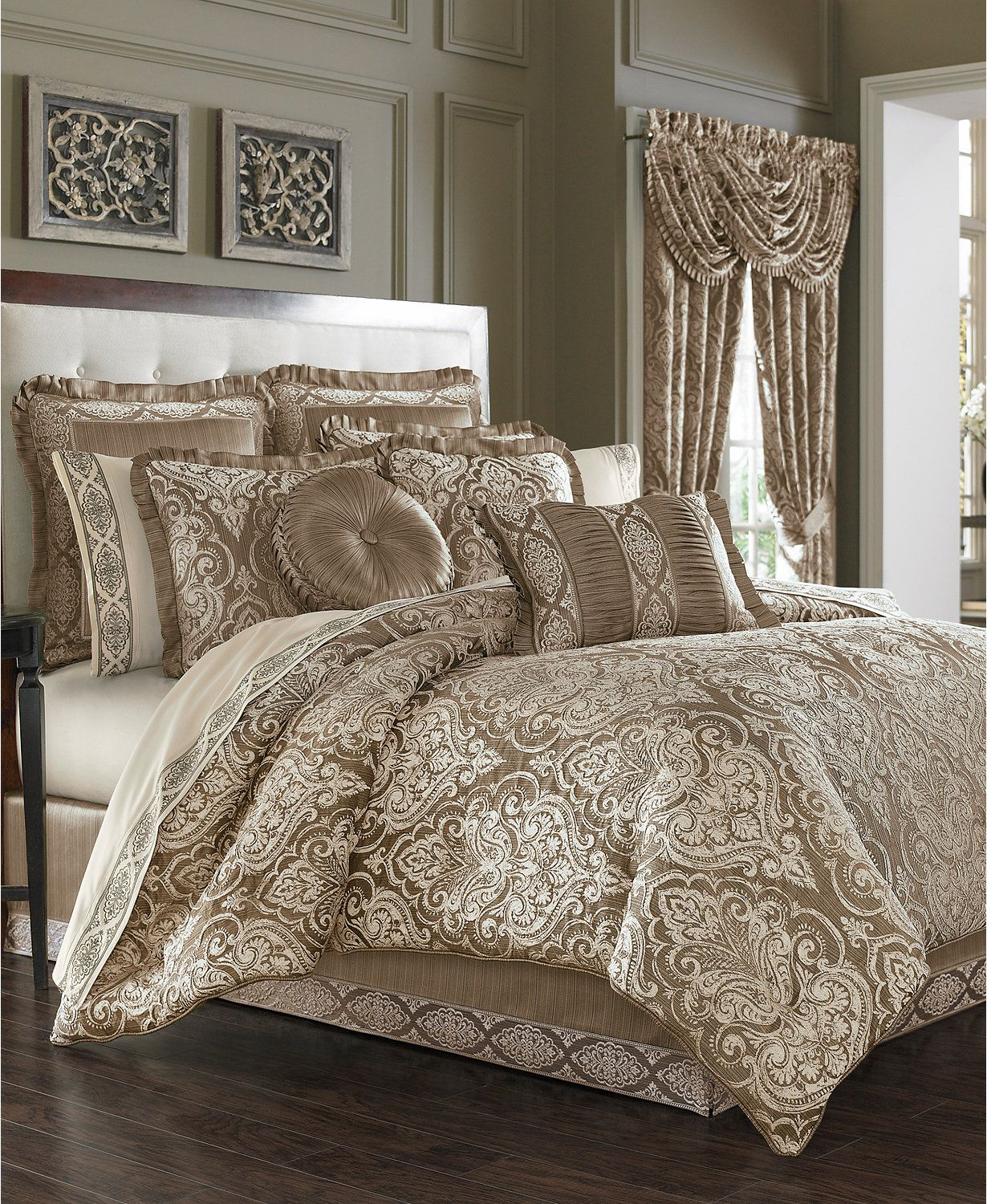 c99dc631046e J. Queen New York Stafford Bedding Collection in 2019 | Bedroom ...