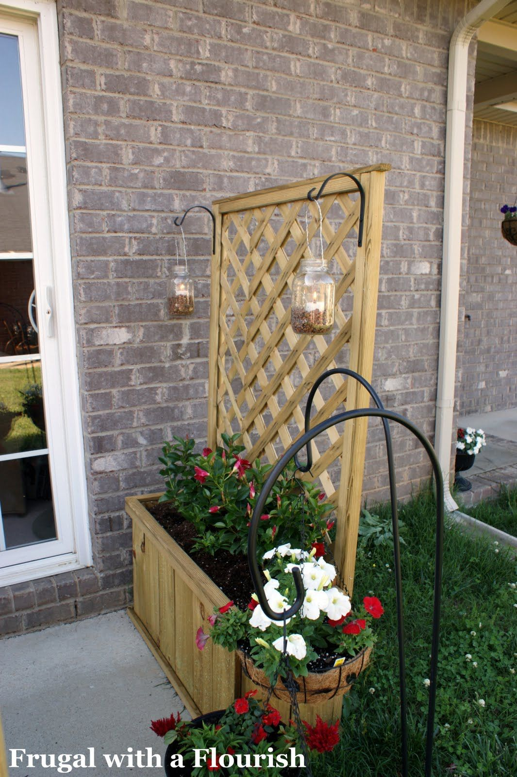 Creating an Outdoor Oasis - Guest Post by Frugal with a Flourish