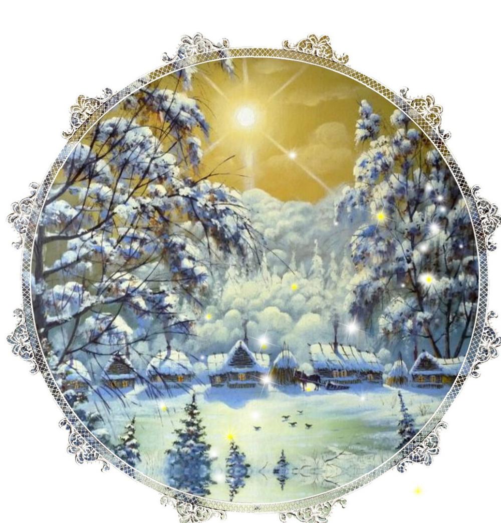 рождественская круговерть картинки новый, ерсонал