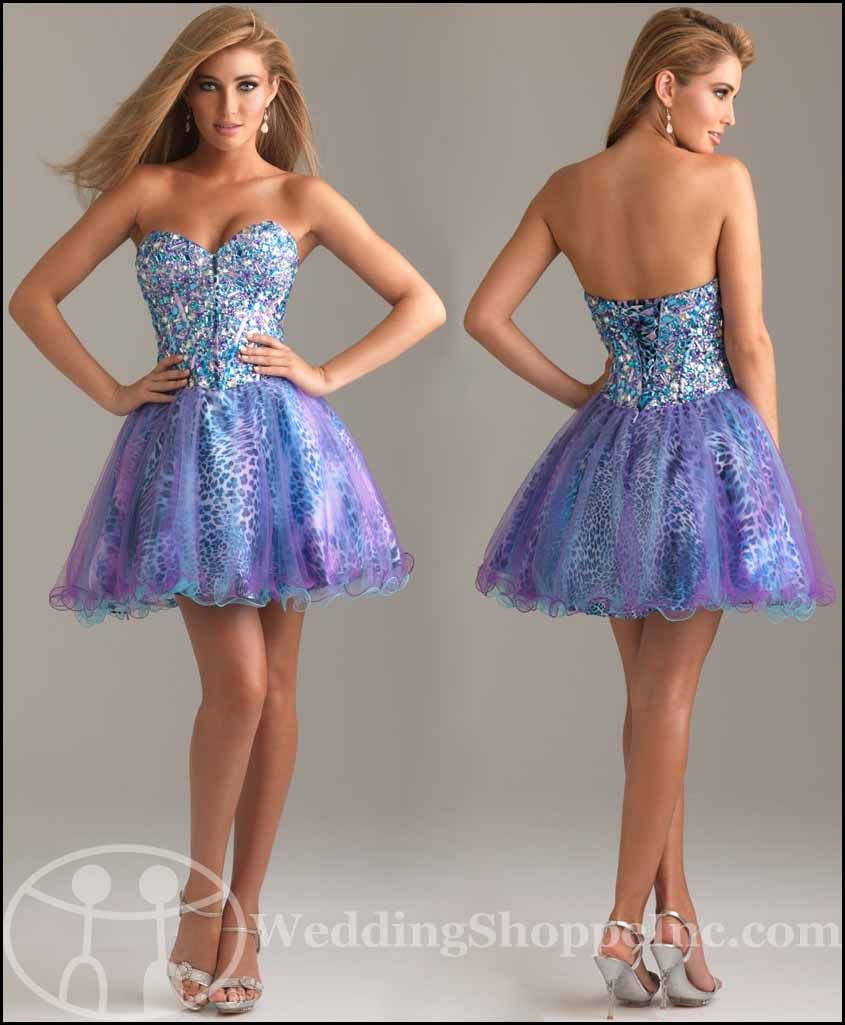 Exotic prom dresses the leopard prom dress trend pinterest