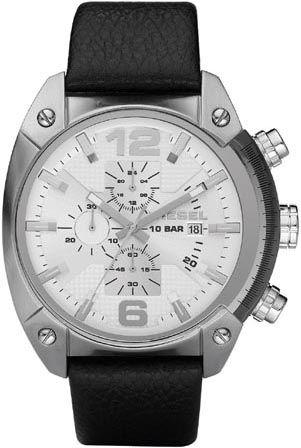 363741022244 DZ4214 - Authorized DIESEL watch dealer - Mens DIESEL Diesel Overflow