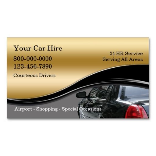 Taxi Business Cards Zazzle Com Taxi Business Cards Customizable Business Cards