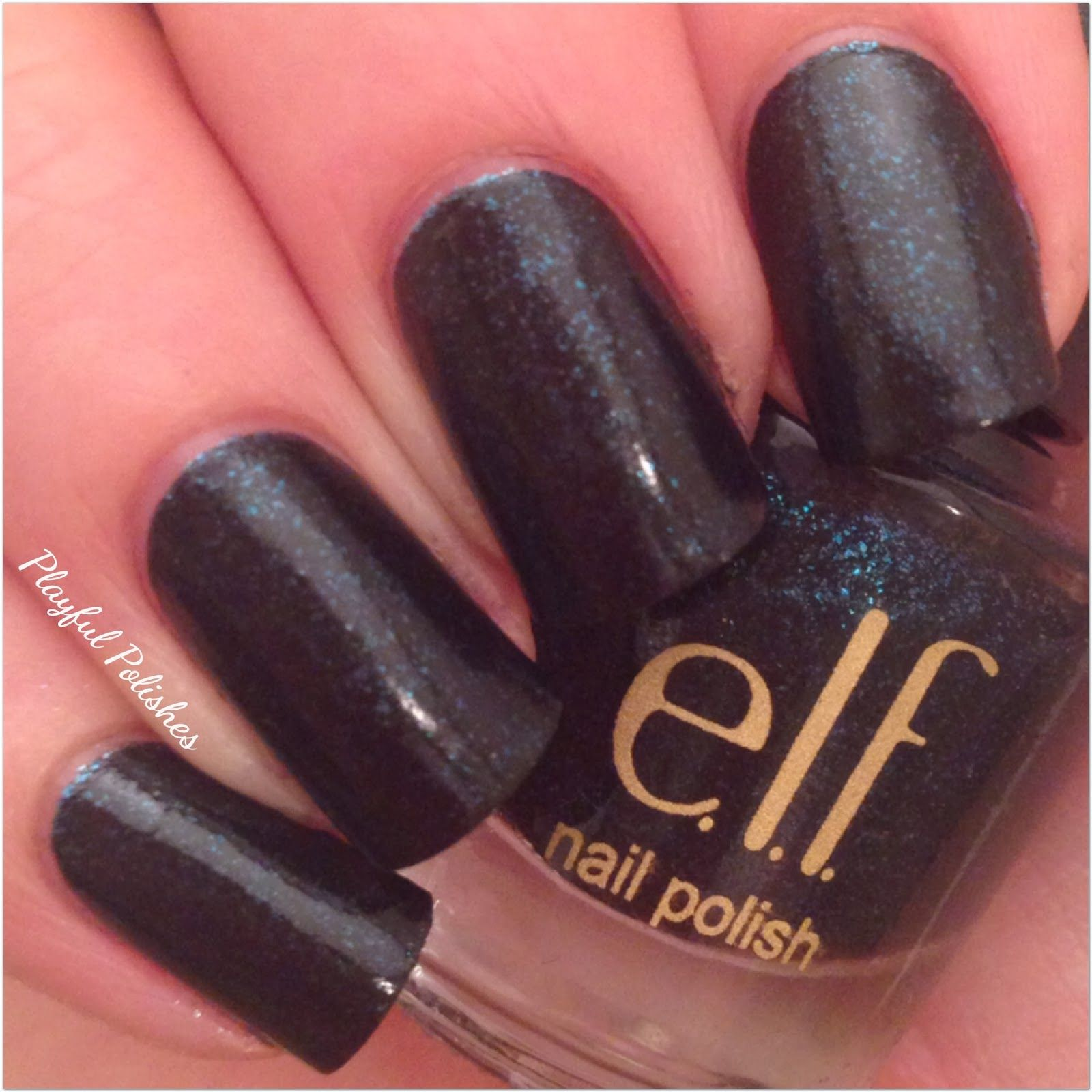 Playful Polishes: SWATCHES - E.L.F., FUNKY FINGERS AND MORE/e.l.f. ...