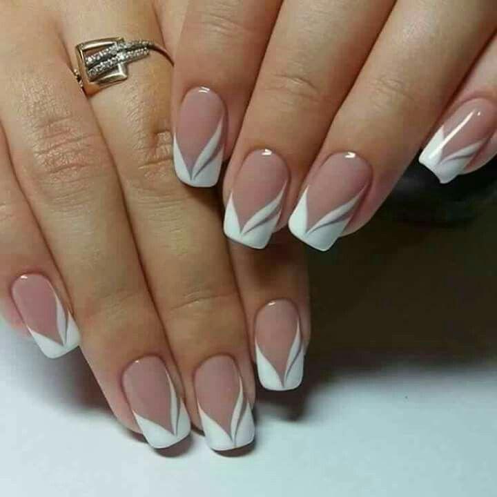 Pra noivas \' #unhas #desenhadas   ногти   Pinterest   Manicure, Nail ...