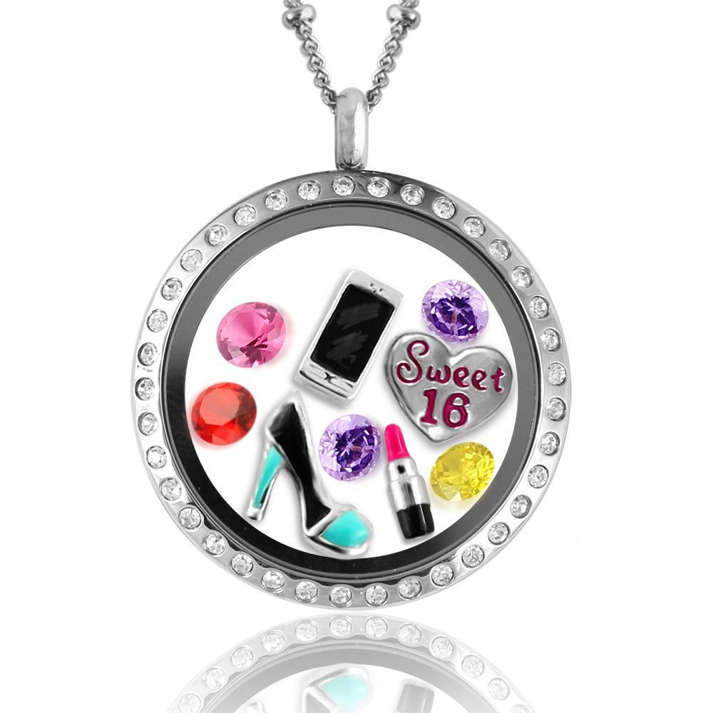 Happy Birthday Sweet Sixteen Fashion Jewelry for Girls and Teens