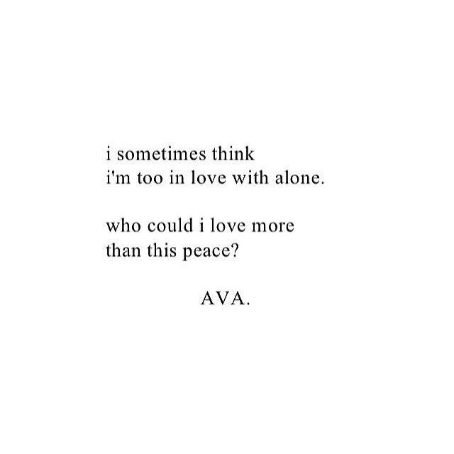 Beau AVA. Instagram: Vav.ava #poetry #quotes