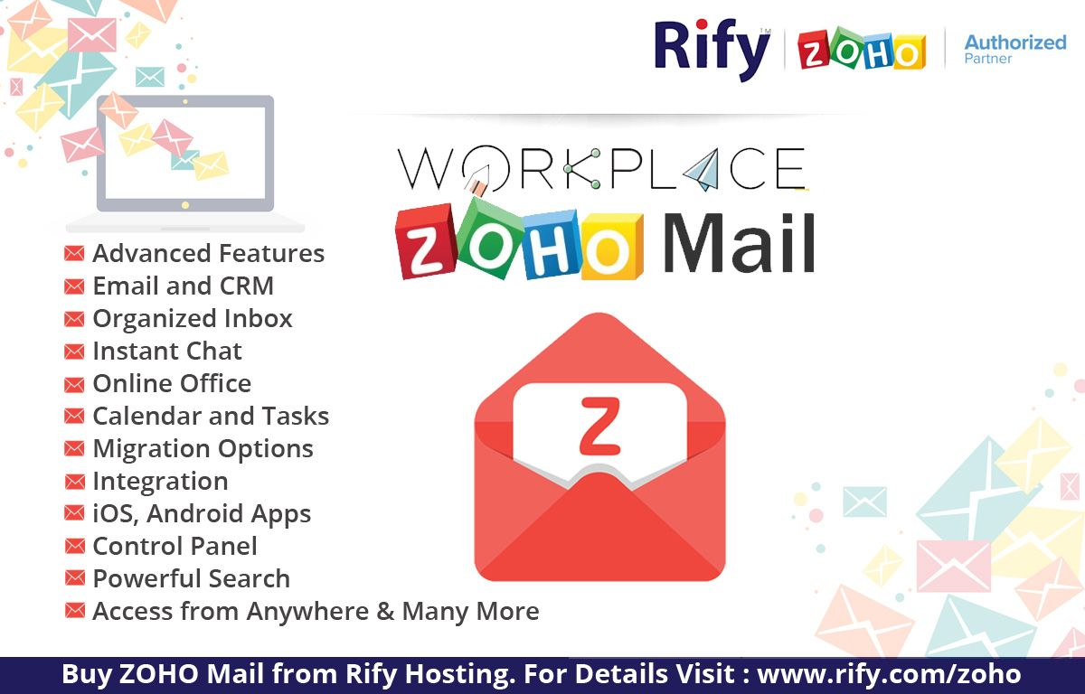 Get Feature Rich Fast And Ad Free Email Service For Your