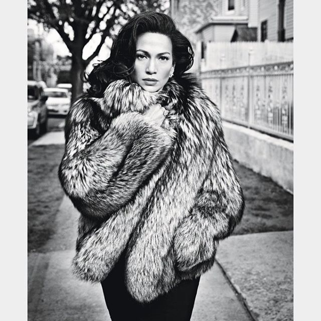 OFF TO WORK !!! #jenniferlopez photographed by @mario_sorrenti_2  and I for @wmag 2014 xoxo