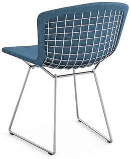knoll bertoia side chair with full cover 2modern furniture
