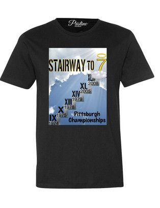 Pittsburgh Stairway To 7