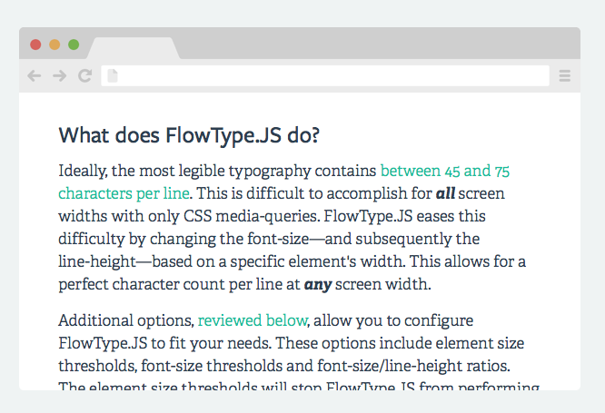 Responsive font size relative to viewport width  | Coder