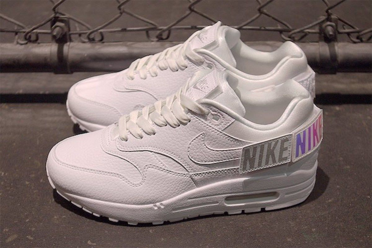 best sneakers e5477 38a96 Preview  Nike WMNS Air Max 1-100 with Patches - EU Kicks  Sneaker Magazine