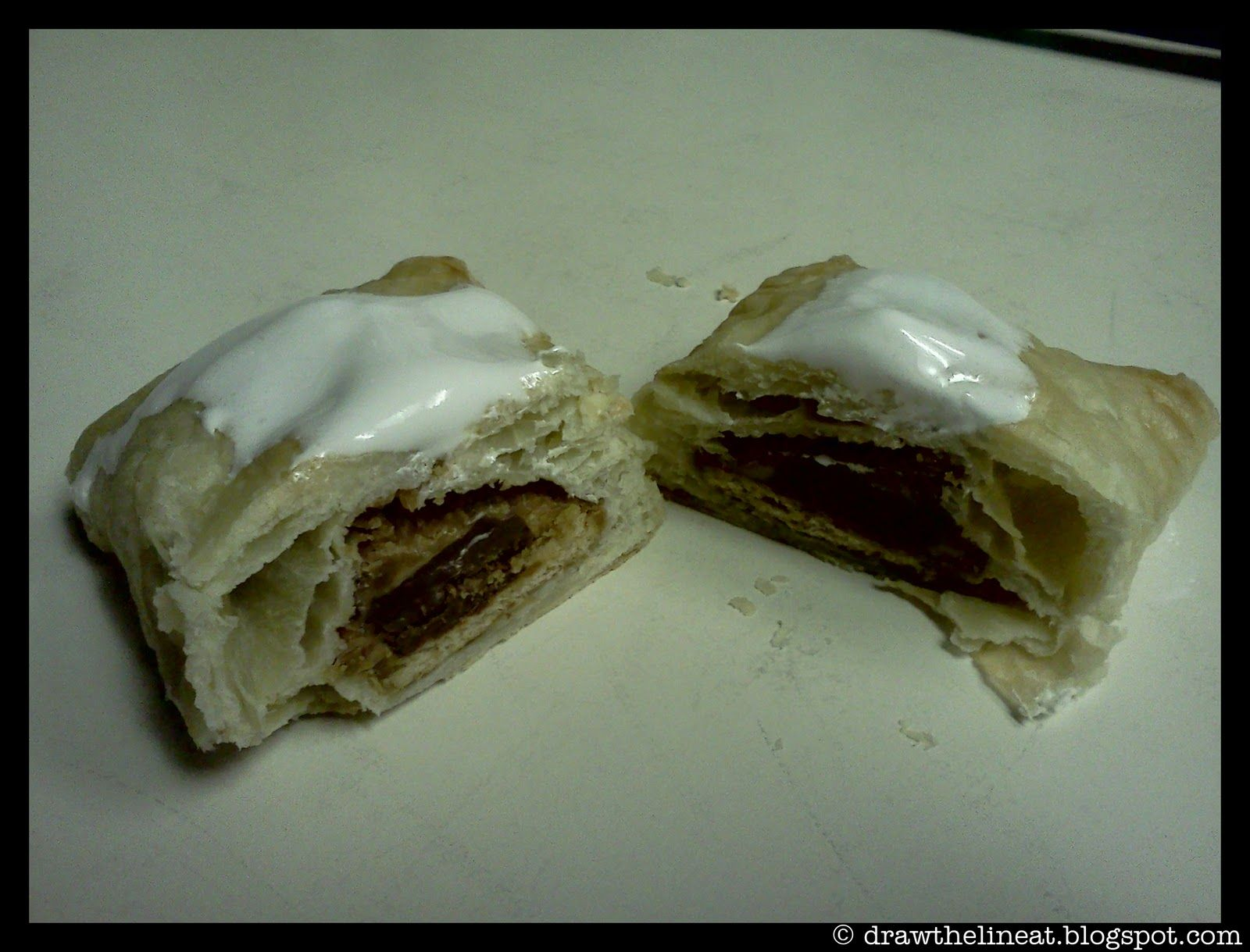 Draw The Line At: S'more Pastries