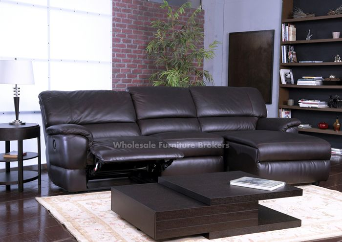 Alluring Sectional Sofas With Recliners Furniture