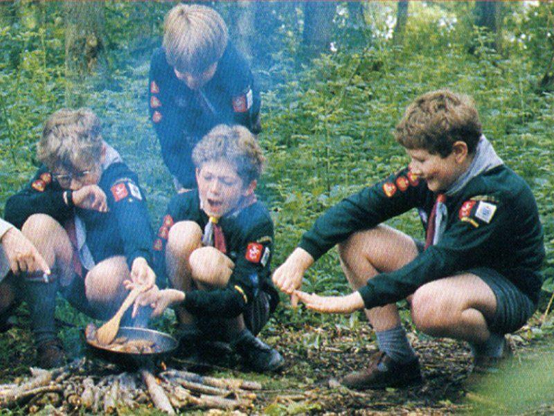 Cubs cooking, fun