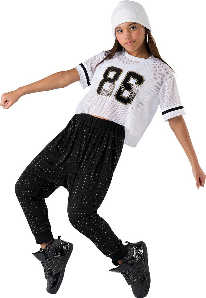 Costume Gallery | Studded Harem Pants Hip Hop Costume | Just Let THEM Wear The Pants | Pinterest ...