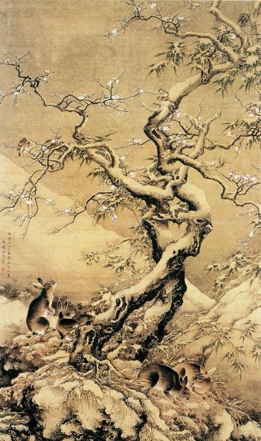Shen quan china - Dessin arbre chinois ...