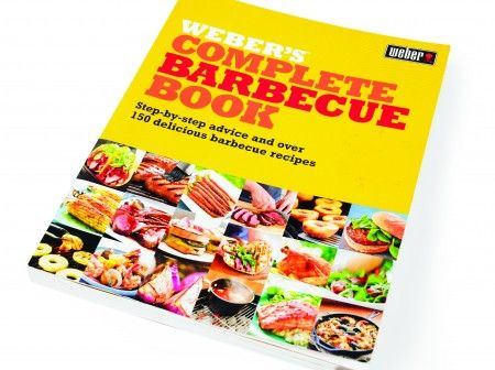Discover all your barbecue party essentials in our Complete Barbecue Book