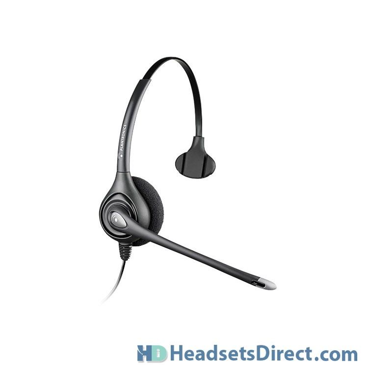 Plantronics Supraplus Hw251n Headset 64338 31 Headsets Direct Inc Headset Plantronics Headsets