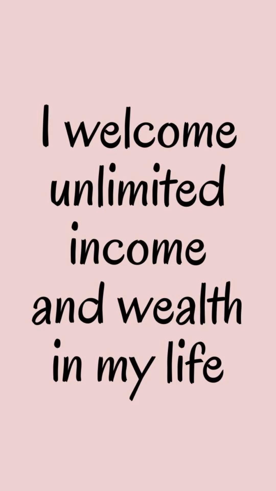 Welcome in Abundance!