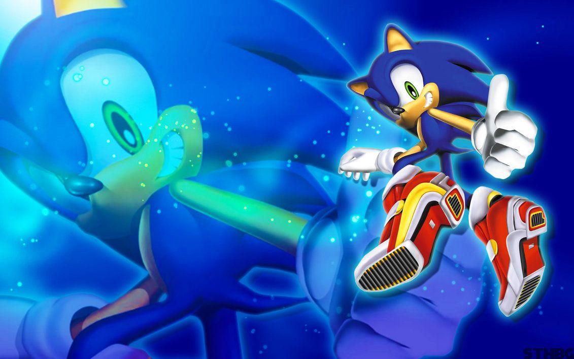 Sonic Adventure 2 Wallpaper By SonicTheHedgehogBG On DeviantArt
