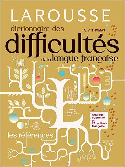 Dictionnaire Des Difficultes De La Langue Francaise 2006 French Vocabulary Learn French French Language