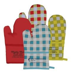 Therma-Grip Oven Mitts