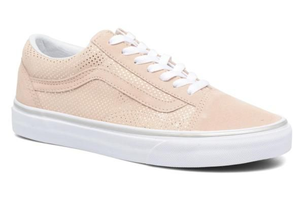 Old Skool W (Metallic Dots) RoseSpanish Villa | Sapatilhas