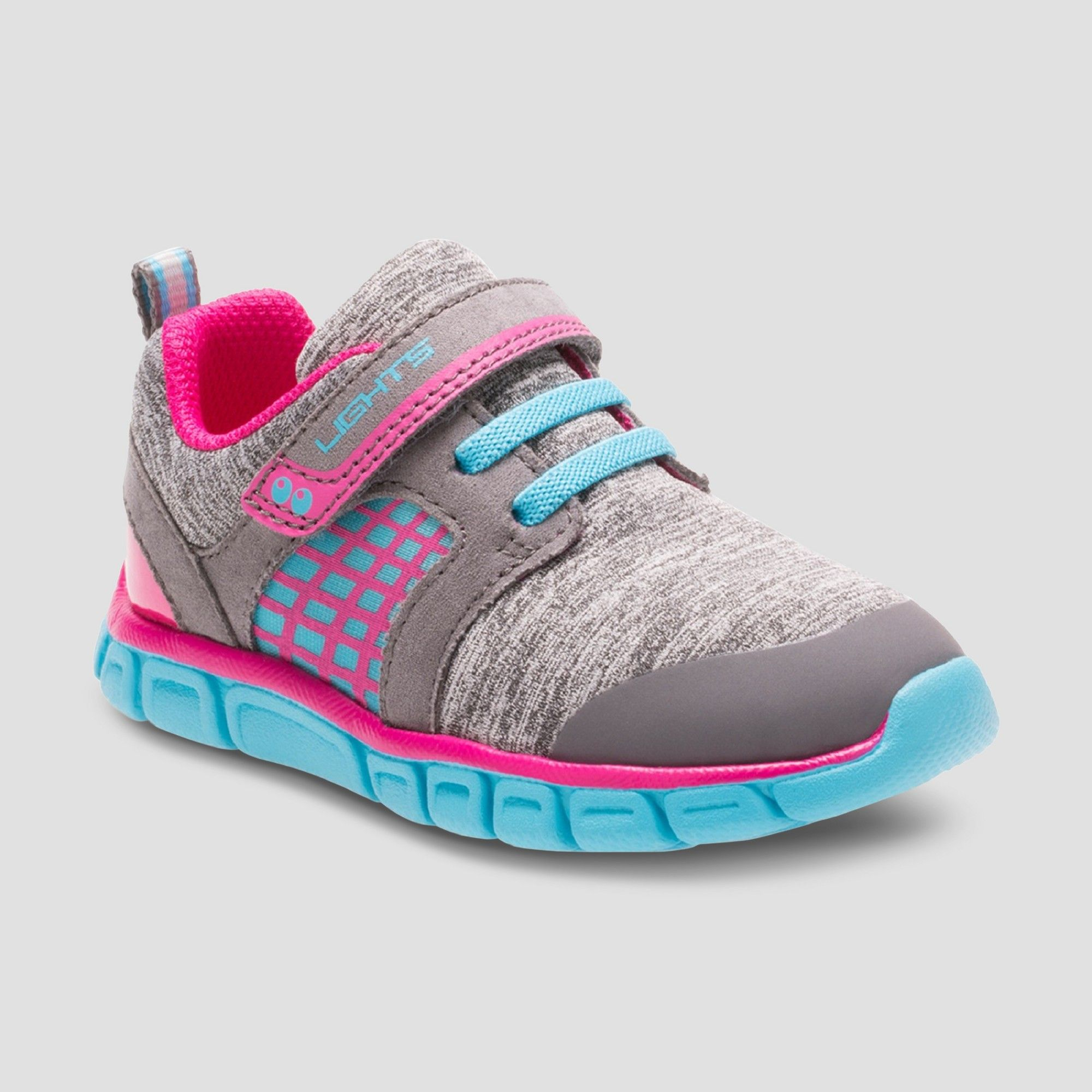 Toddler Girls Surprize by Stride Rite Clarissa Light Up Sneakers