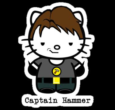 Hello Captain Hammer
