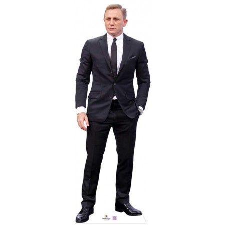 Daniel Craig Cardboard Cutout Standee. mini size