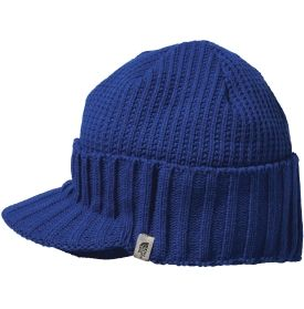 c8f6e5cf223 The North Face Mens GTO Knit Buster Beanie in black - Dicks Sporting Goods