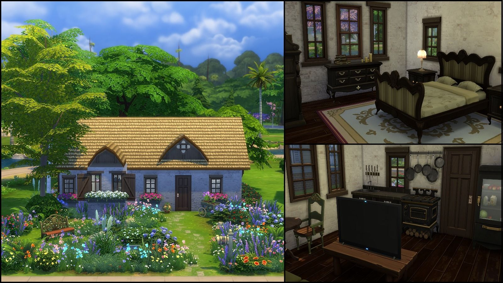 The Sims 4 Gallery Spotlight Winsome Wonderful
