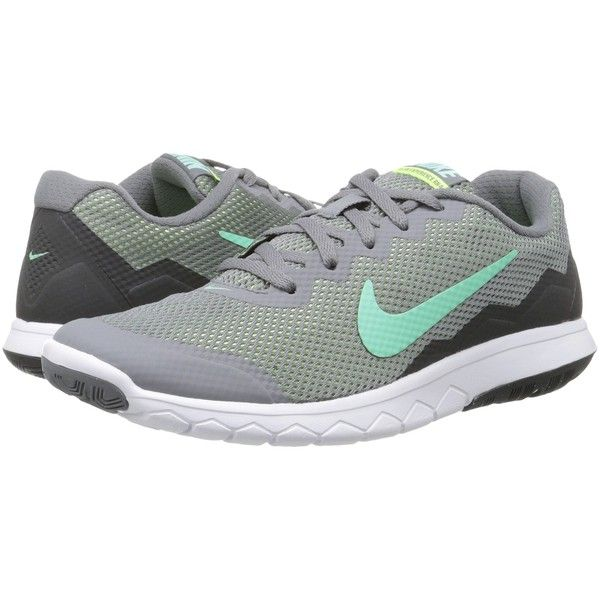 972a5f8ebd1 ... green glow white womens 9f971 fbbf6  australia nike flex experience run  4 womens running shoes 70 liked on polyvore featuring 7c32a 6a21a