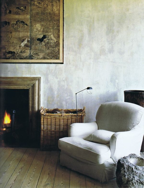 Zimmer dekoration im schlichten und prachtvollen for Wohnen zimmer deko