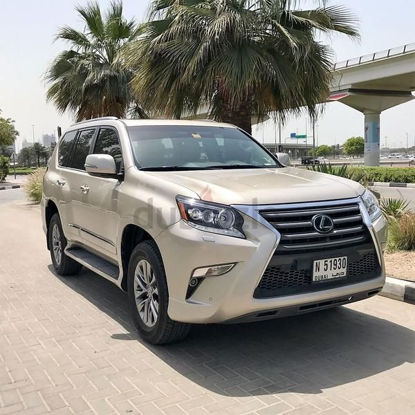 Dubizzle Dubai | GX Series: VERIFIED CAR! LEXUS GX460 V8 PLATINUM 2016