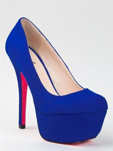 99503522f73 (My fav color btw) Amazon.com  Qupid PSYCHE-01 Extreme Platform High Heel  Stiletto Basic Classic Pump  Shoes
