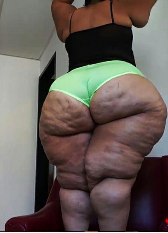 große Frau big ass