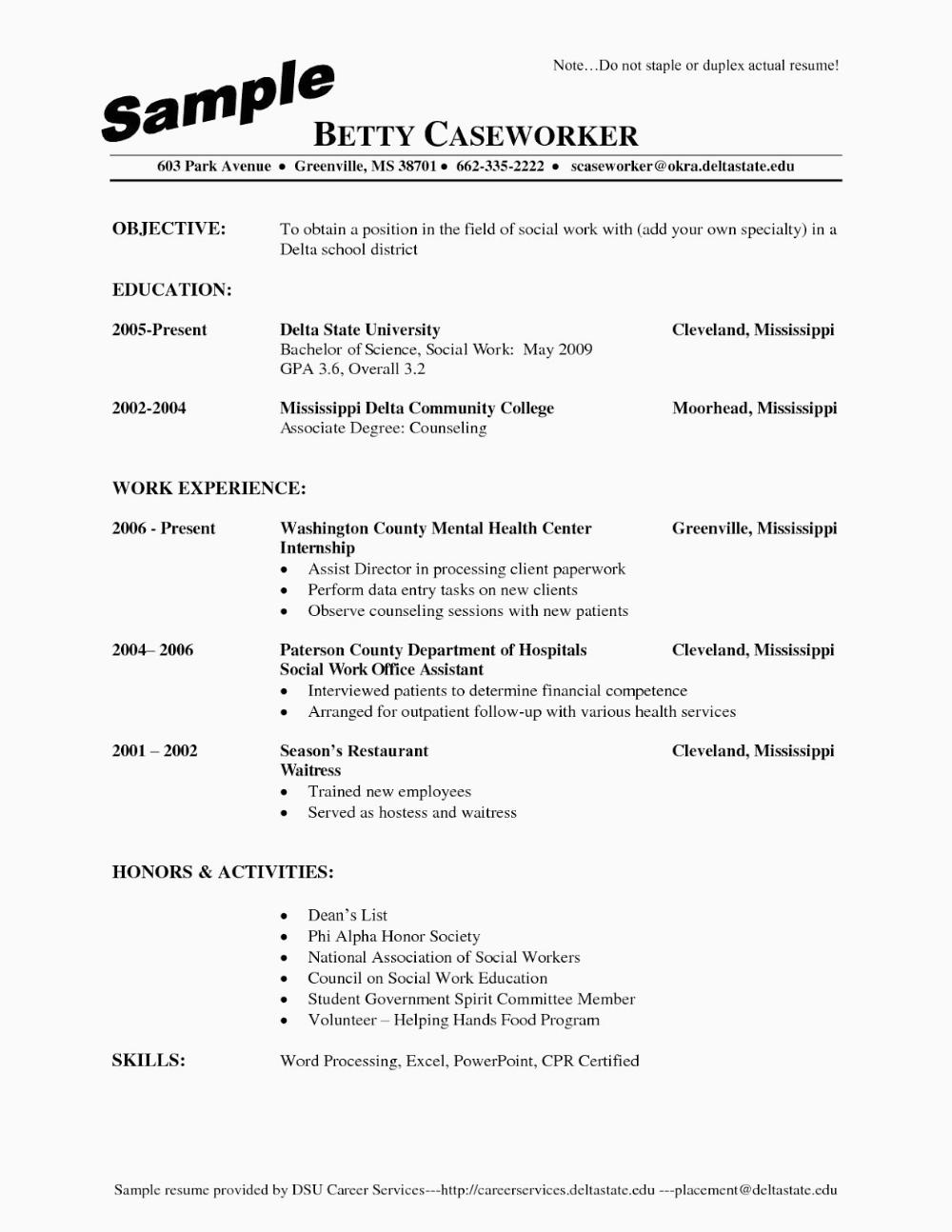 Waiter Resume Sample 2019 Pdf Resume Examples Waiter 2020