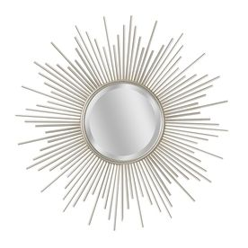 Lowes Wall Mirrors saw this at lowe's today, well done, lowe's! a star/sun burst