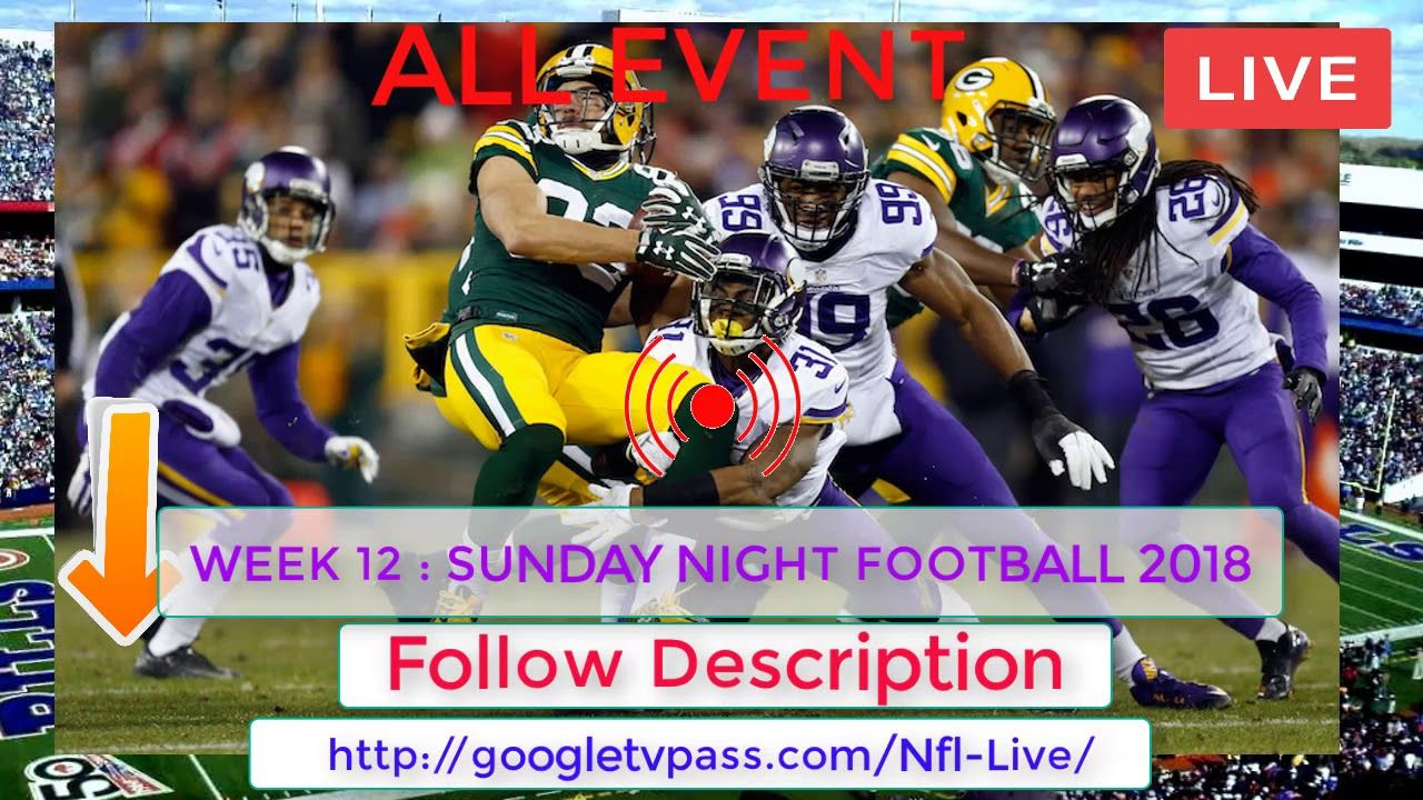 Green bay vs minnesota how to free preview sunday