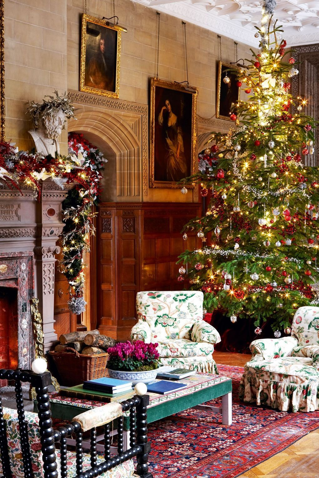 Christmas Tree Decoration Ideas From The Archive Bed Breakfast