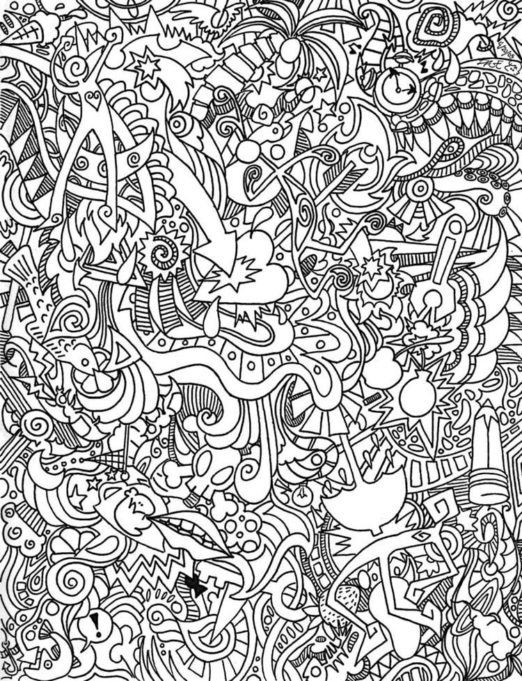 Psychedelic Coloring Pages For Adults Abstract Coloring Pages Space Coloring Pages Coloring Pages