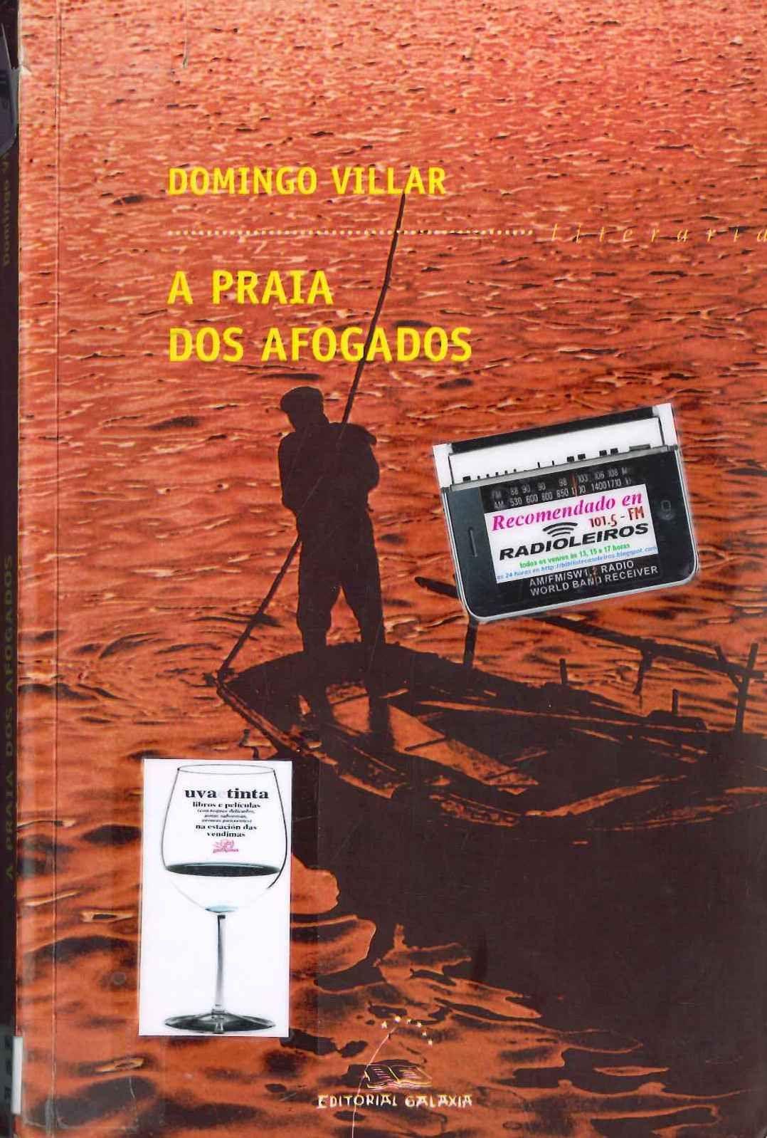 """""""A praia dos afogados"""" de Domingo Villar"""