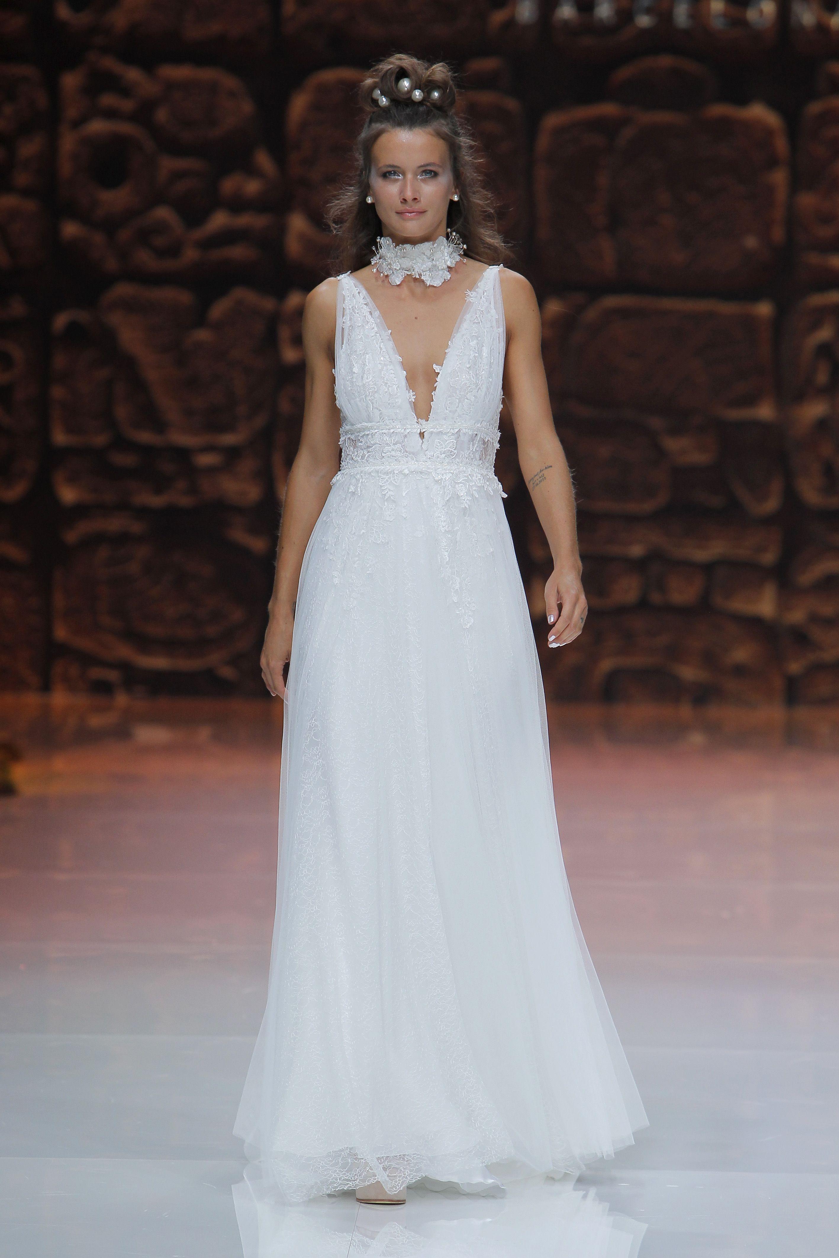 Attractive Vestidos Novia Barcelona Sketch - All Wedding Dresses ...