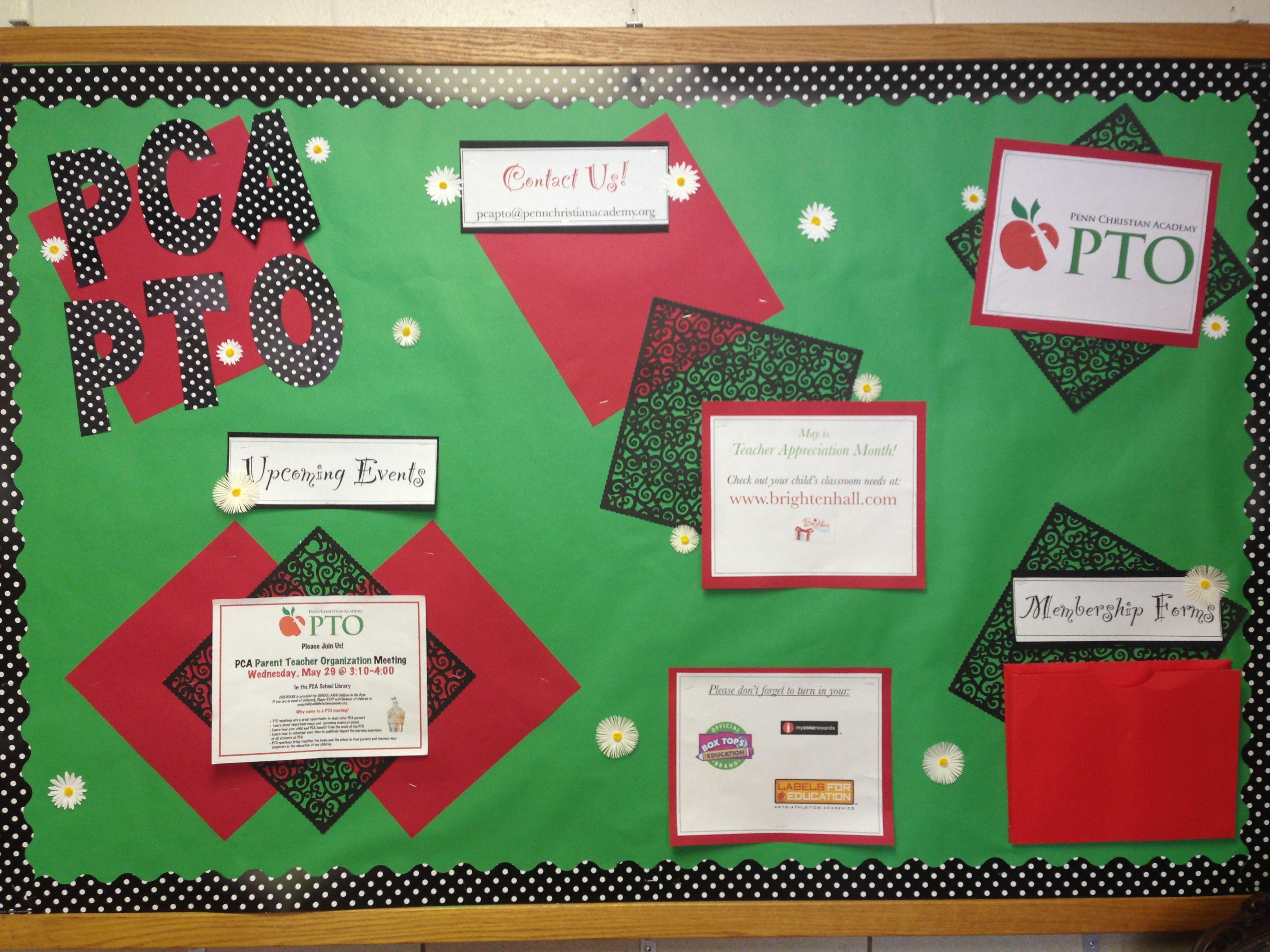 Classroom Decoration Ideas High School ~ Best pto bulletin boards ideas on pinterest office